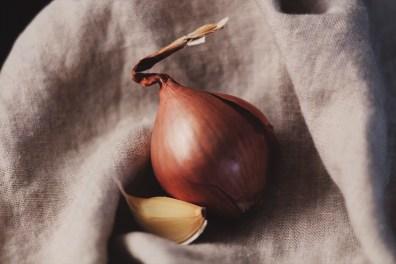 Shallot And Garlic