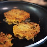 Crispy Low Carb Crab Cakes
