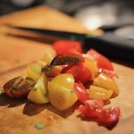 Chopped Cherry Tomatoes