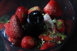 Strawberry Salad Dressing Ingredients