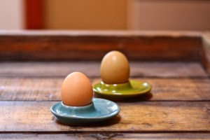 Unique Egg Cups Made On Vancouver Island