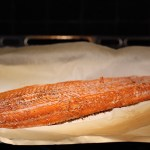 Perfectly Baked Sockeye Salmon