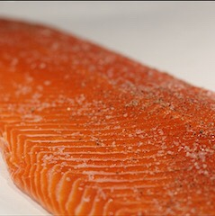 Salt and Pepper Salmon