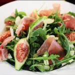 Layered Fig Salad Ingredients