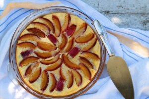 Fast and Easy Plum Clafoutis Recipe