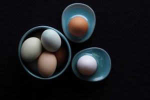 Egg Cups From Daniela Petosa Pottery