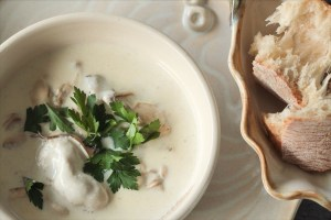 Vancouver Island Oysters In West Coast Oyster Stew