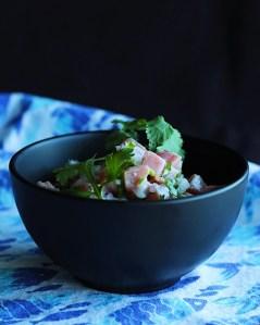 BC Albacore Tuna Ceviche