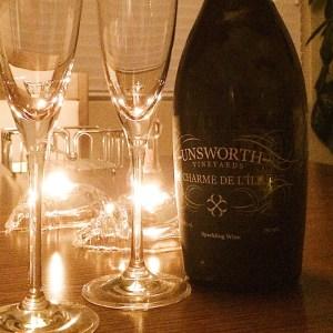 Charme de L'Isle Unsworth Sparkling Wine