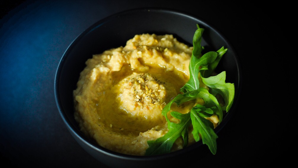 Easy Healthy Hummus
