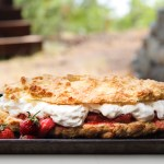 Ultimate Strawberry Rhubarb Shortcake