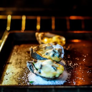 Broiling Best Baked Oysters