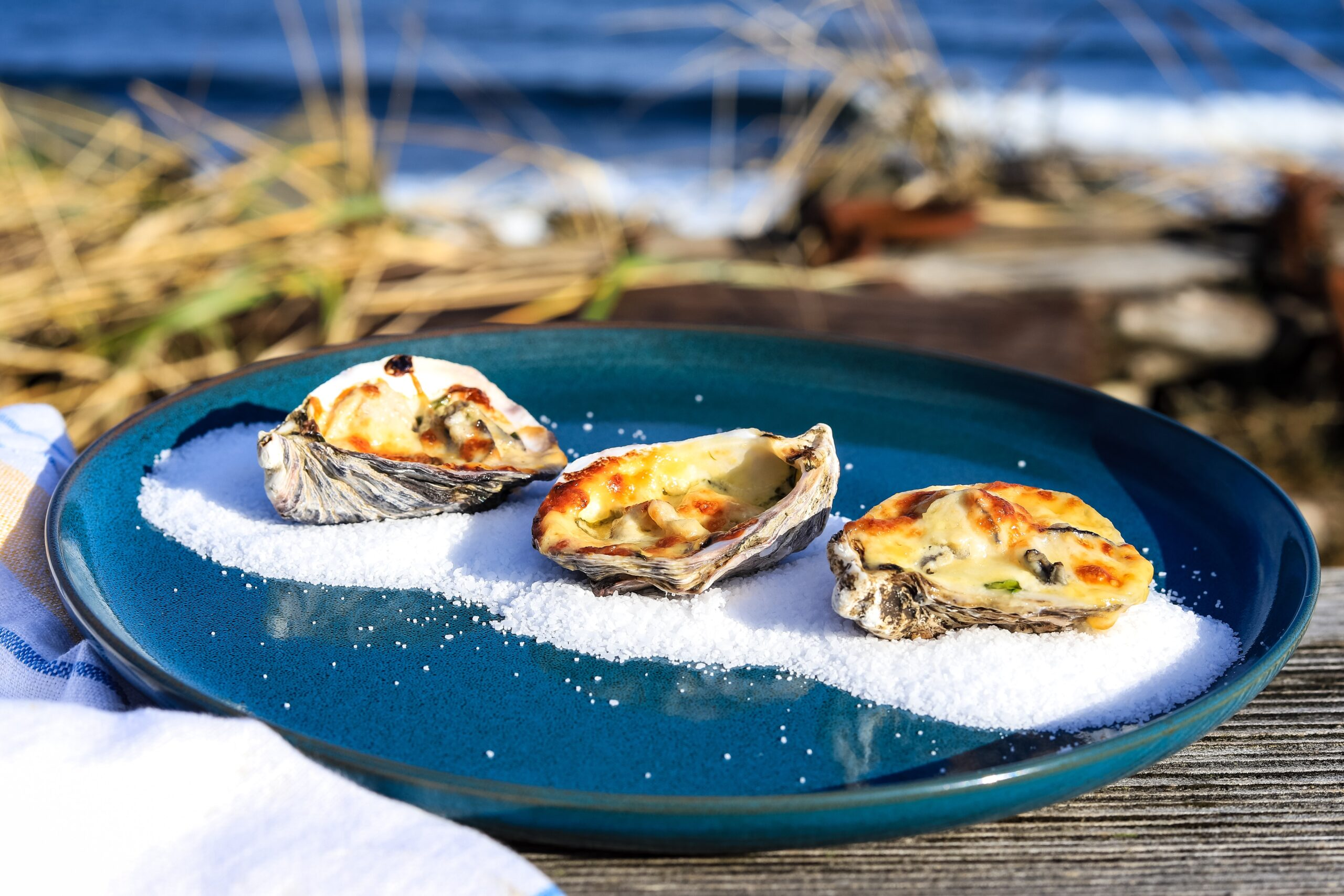 Miso Baked Oysters-A Quick And Easy West Coast Appetizer