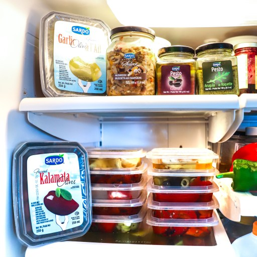 Sardo Foods Are Healthy, Delicious and Convenient