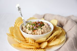 Caramelized Onion and Blue Cheese Dip Recipe