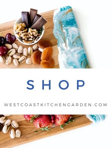 West Coast Kitchen Garden Homewares Shop