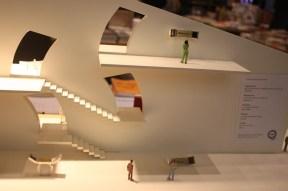 """Artista: Sabrina D'Alessandro, titolo: """"ITALIANS SAY IT BETTER"""", Triennale di Milano 2014, URPS, Ufficio Resurrezione Parole Smarrite, Dipartimento Rinascita Psicovocale, Settore Cirindoni e Minuterie"""