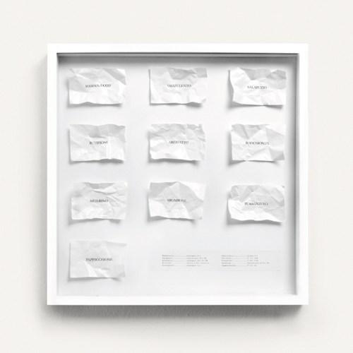 """Sabrina D'Alessandro, """"10 PAROLE PER CANTARE: OGGI MI HAI FATTO INCAZZARE"""", 2011"""