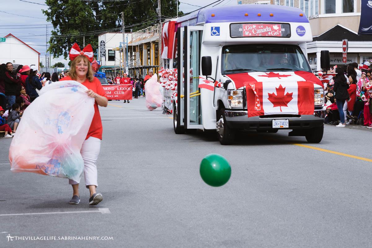 Canada Day Steveston July 2018