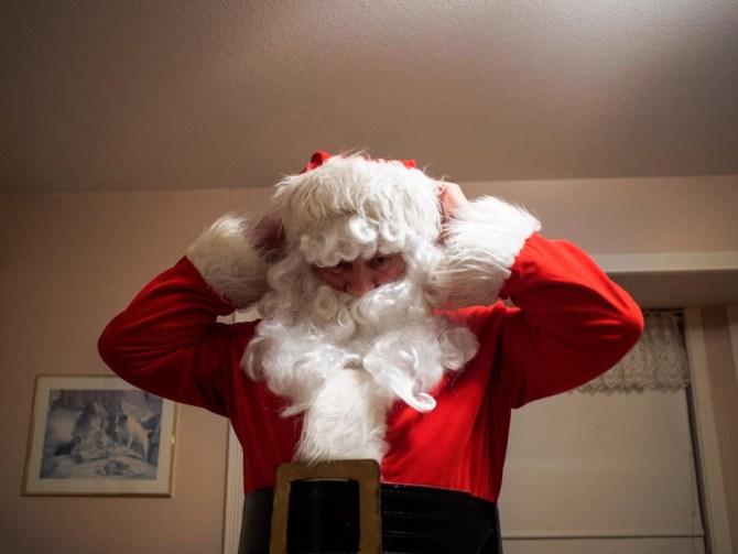 steveston santa claus parade richmond bc 2015