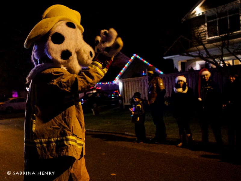 steveston santa claus parade richmond bc 2015