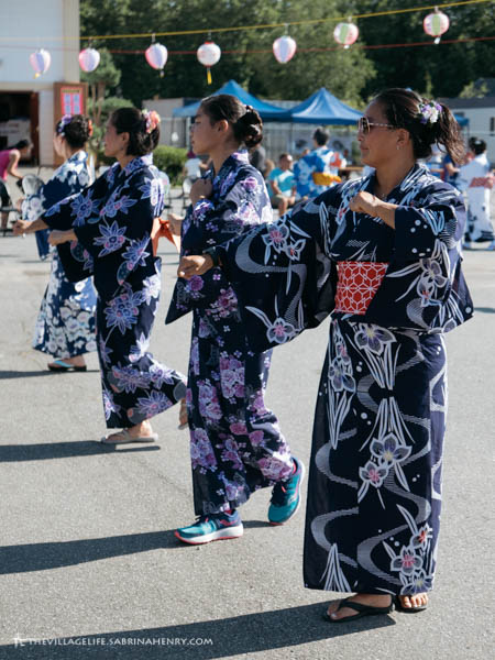 bon odori steveston richmond 2019