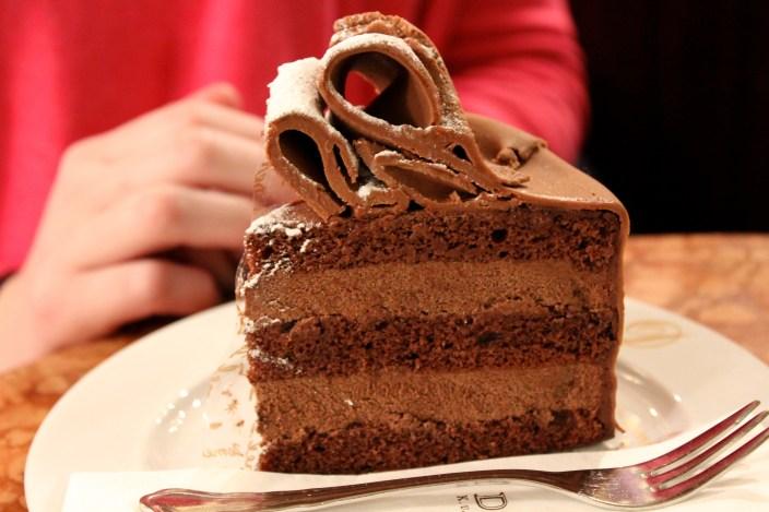 gâteau sublime chocolat