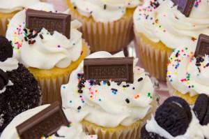 cupcake hershey
