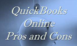 QuickBooks Online Pros and Cons   Sabrina's Admin Services #QuickBooksonline