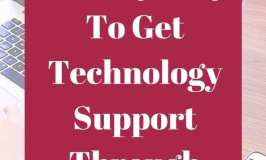 An Easy Way To Get Technology Support Through Twitter