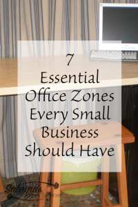 7 Office Zones Every Small Business Should Have