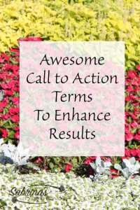 Awesome Call to Action Terms To Enhance Results
