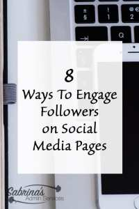 8 Ways To Engage Followers on Social Media Pages