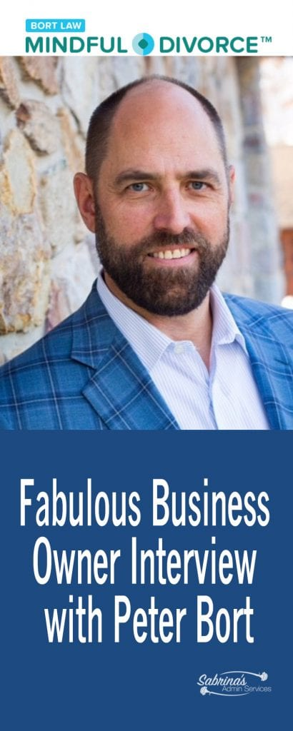Fabulous Business Owner Interview with Peter Bort