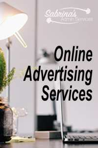 Sabrina's Admin Services Online Advertising Services