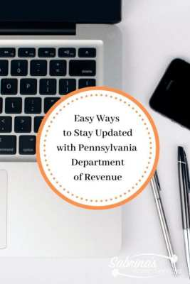 Easy Ways to Stay Updated with Pennsylvania Department of Revenue