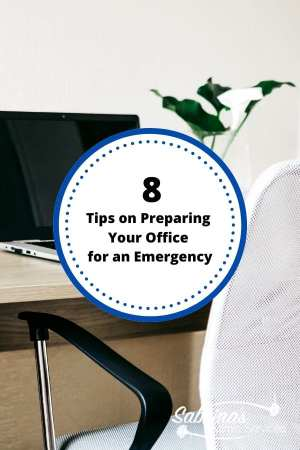8 Tips on Preparing your Office for an Emergency