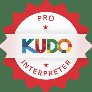 Kudo PRO Interpreter