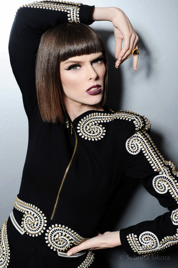 Coco Rocha by Sabrina Sikora Photography