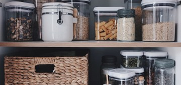 How I Organize My Pantry