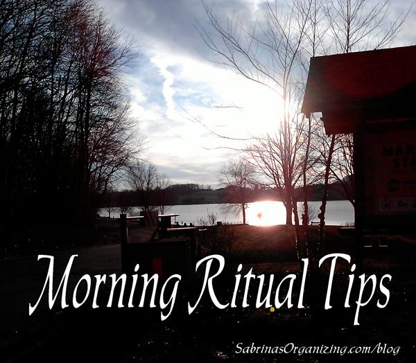 Morning Ritual Tips for anyone