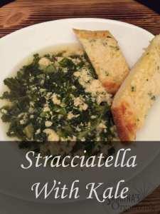 Stracciatella With Kale Soup Recipe  Sabrina's Organizing