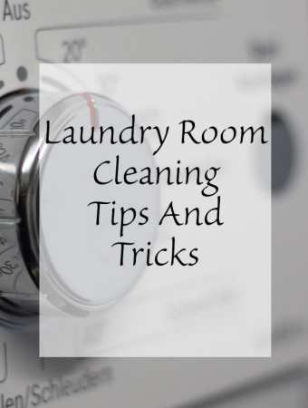 Laundry Room Cleaning Tips And Tricks
