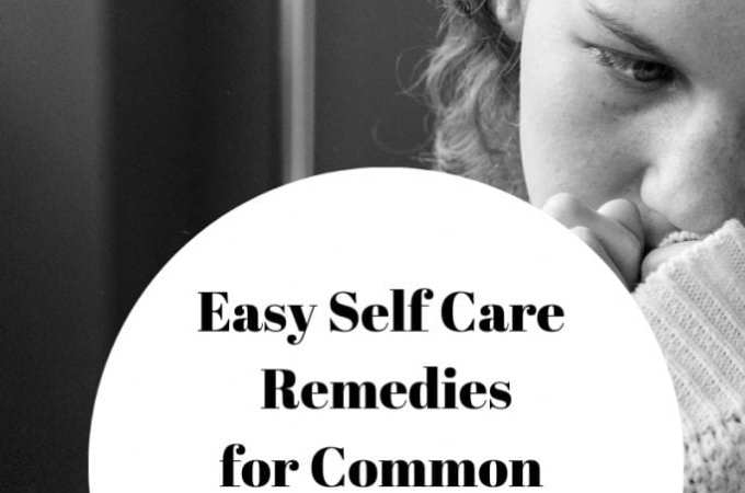 Easy Self Care Remedies for Common Ailments at College