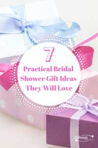 Practical Bridal Shower Gift Ideas They Will Love