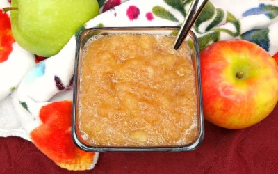 Kimberly's The Best Paleo Slow-Cooker Applesauce