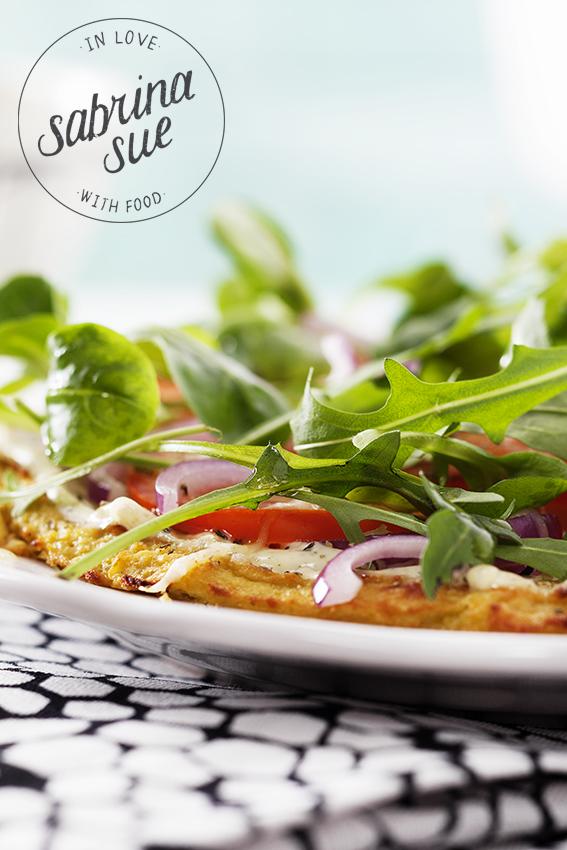 Romanesco Pizza