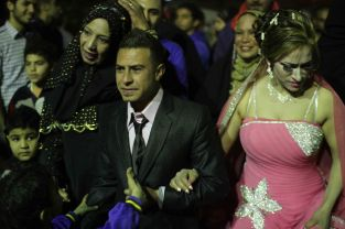 Taking the traditional Egyptian wedding to a new level