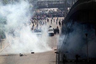 Clearing Rabaa.