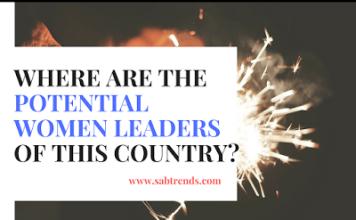 Potential Women leaders